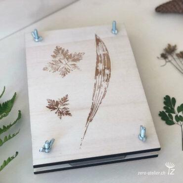 zera herbier bois4 370x370 - Herbier feuilles et fleurs sauvages