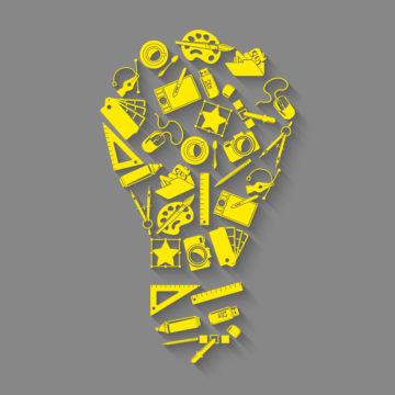 Designer Tools Idea Concept